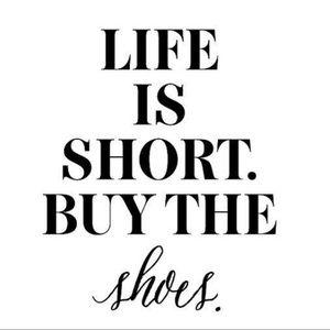 Make me an offer! 👠